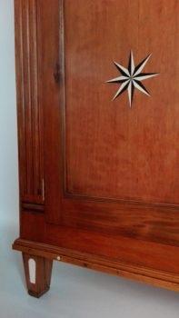 Inlay cupboard