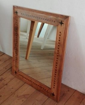 Inlay mirror