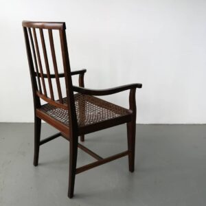 neo-classical carver chair